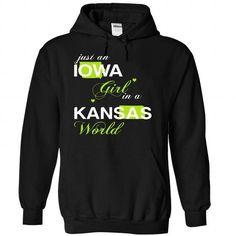 (IAJustXanhChuoi001) Just An Iowa Girl In A Kansas Worl - #hoodie allen #oversized sweater. CHECK PRICE => https://www.sunfrog.com/Valentines/-28IAJustXanhChuoi001-29-Just-An-Iowa-Girl-In-A-Kansas-World-Black-Hoodie.html?68278