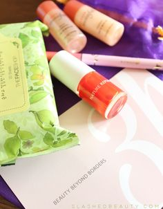 Discovering Asian Beauty: The 3B Box Review (December 2014) | Slashed Beauty