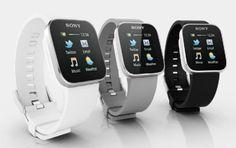 Relógio Sony com Android chega por US$ 150