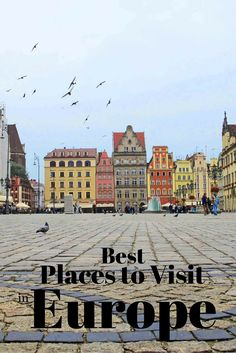 100 Places to See in Europe Before you Die: Part 1 | True Nomads