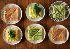 Tea Sandwiches That Will Rival Any Grandmother's Recipe