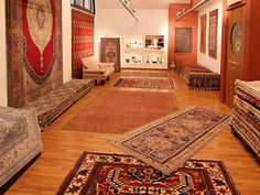 Scirvan Akstafa Antique rugs• Showroom Carpets | Quality Carpet Exhibition - Floor Coverings and Carpets Buying