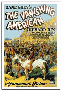 The Vanishing American, 1925