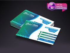 Business cards are part of the branding exercise that marketers take up to beat the competition. The cards do not merely hold contact details such as email address, phone number, website address, and others. Smart strategists turn the cards into impressive designs. The design speaks favorably for a business. Every design element like color, typeface, space, image, and logo, etc. has its planned use in the card for the desired impact.  #businesscards #businesscarddesign… Free Business Card Design, Business Cards, Free Design, Custom Design, Islam, File Organization, Email Address, Digital Marketing, Competition