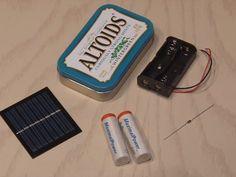 Cómo hacer un cargador solar para celular!Uno nunca sabe cua - Taringa!
