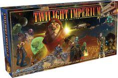 Amazon.com: Twilight Imperium 3rd Edition: Fantasy Flight Games: Toys & Games