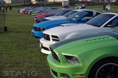 2ND ANNUAL NORTHEAST MUSTANG MEET AT SALERNO DUANE FORD!