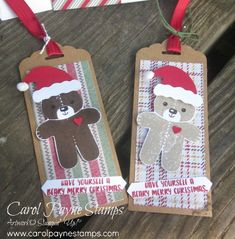 Cookie Cutter Christmas Sneak Peek! by Carol Payne - Cards and Paper Crafts at…