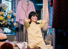 """Marlo Thomas in That Girl —I like the whole '60s thing. She was the Zooey Deschanel of her day."" - Laura Morgan, special projects director ..."
