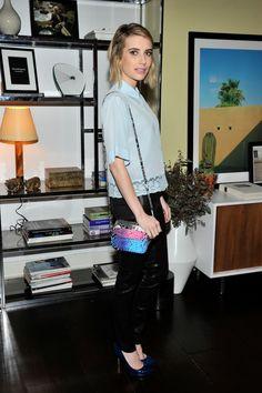 Best Dressed: Emma Roberts (March 2014)