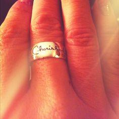 Best friendship ring ever!