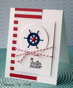 Stampin' Up Hello Sailor