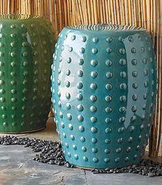 Dot Garden Stool & Hakoda Garden Stool - Glazed Ceramic Stools Chinese Ceramic Stool ... islam-shia.org