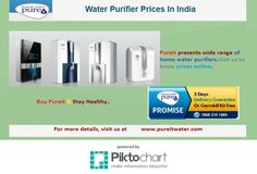 Water Purifier Prices In India: Pureit presents wide range of home water purifiers.Visit us to know prices online.
