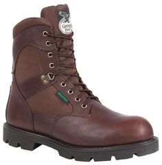 8'' Homeland ST WP Insulated Work Boots by Georgia