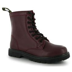 Fabric | Fabric 8 Eyelet Boot Ladies | Ladies Boots