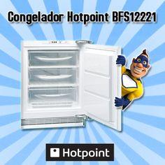 Congelador table top Hotpoint BFS12221 82cm