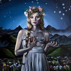The Maiden by plantiebee.deviantart.com on @deviantART