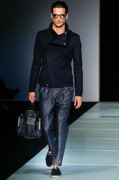 Armani Man. Sleek. Luxury.