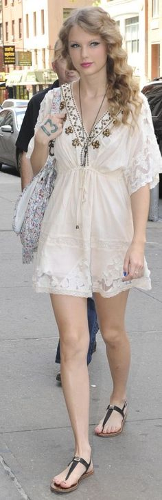 Style Inspirations by Taylor Swift