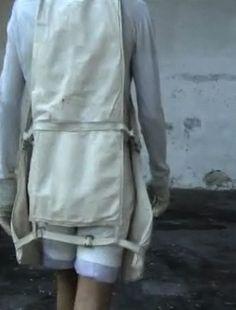 Camicia di forza Fronte e retro   Ruggine e corrosione nel