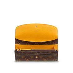 Emilie Wallet Monogram Canvas - Small Leather Goods | LOUIS VUITTON