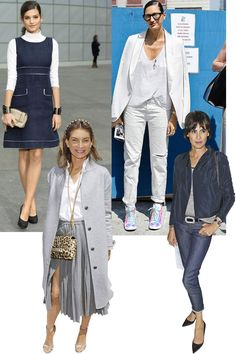 How to Dress Your Age for Spring 2015 - HarpersBAZAAR.com