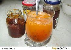 Rakytníkový 3 v 1 (džem, džus a čaj) recept - TopRecepty.cz