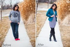 Dress your Bump without the Frump Part I (Maternity blog series)