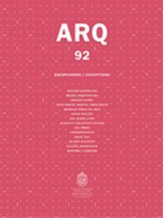 Arq N° 92. Abril 201