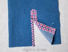 планка на рукаве рубашки