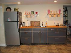 Kid's Kitchen/Basement