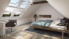 Ervaar digitaal hoe een zolder kan veranderen in een mooie slaapkamer  Een zolder kan veel meer zijn dan een plek vol verhuisdozen en oude meubels. Met de juiste daglichtoplossingen transformeert een oude zolder eenvoudig in een functionele leefruimte. Maar het is soms lastig om voor te stellen hoe het resultaat van zo'n transformatie er uit kan zien. Daarom heeft VELUX Nederland een virtual realit…