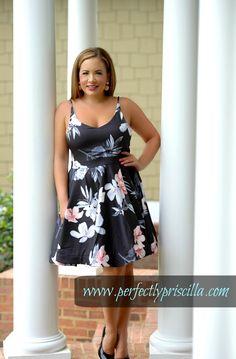 #trendy #plus #plus-sized #fashion #style #beautiful #summer #fun #floral