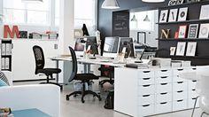 Bureaux entreprise deco - Salles de réunion et open space : le plein d'idées d'aménagement