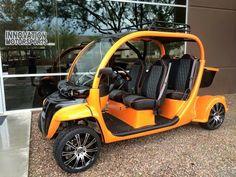 Custom gem car by Innovation Motorsports #liftedgemcar #customgemcar #innovationmotorsports