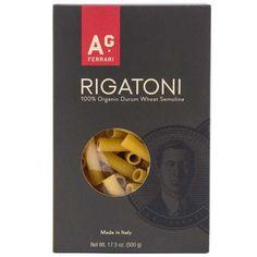A.g. Ferrari Rigatoni (12x17.5 Oz)