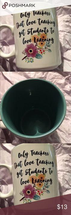 Teacher mug Teacher mug Other