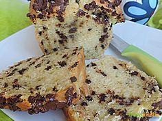 Plumcake philadelphia e gocce di cioccolato  #ricette #food #recipes