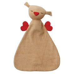 Doudous para bebé muy suave de algodón biológico. Dudus para bebés. Dou dou baby.