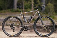 As an integral part of Curve Cycling, Jesse Carlsson has taken on various endurance races on their titanium machines, including Trans America and the Australian self-supported Race to the Rock. The la...