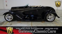 1932 Ford Other -- 1932 Ford Roadster 0 Black Convertible/Coupe/Roadster Chevy 350 Ramjet V8 700R4