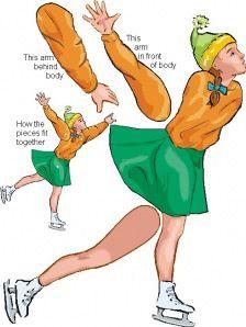 Skater girl puppet idea for next issue