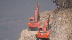 Excavator Working Videos | Excavators At Work | Caterpillar Excavators W...