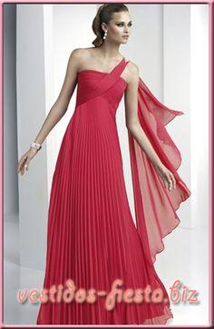 vestidos-de-coctel-largos-modernos-rojo-rosa-falda-plisada-con-un-solo-hombro-fiesta-gala-cocktail-modernos-elegantes-sexy-juveniles-casuales.jpg (316×485)