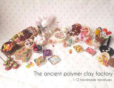 Miniature candies