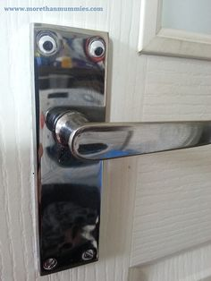 Door Handle Face