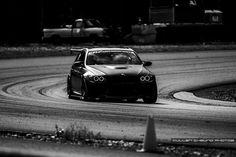 BMW E92 M3 b&w