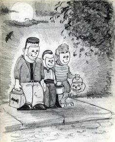 Tricked for Treat - Halloween Story