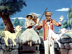 """Bert (Mary Poppins) """"It's a Jolly Holiday with Mary, Mary makes your heart so light! Mary Poppins 1964, Miss Poppins, Mary Poppins Movie, My Fair Lady, Julie Andrews Movies, Jane And Michael, Bedknobs And Broomsticks, A Little Night Music, Walter Elias Disney"""